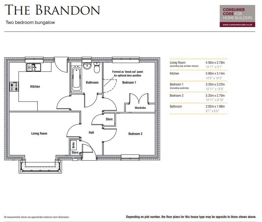 Built By Allison Homes, Plot 12