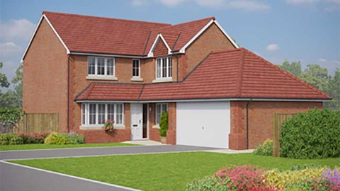 Plot 110 - The Beaumaris