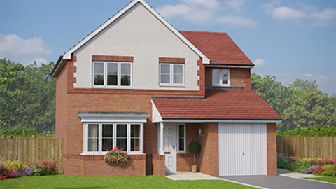 Plot 140 - The Abersoch