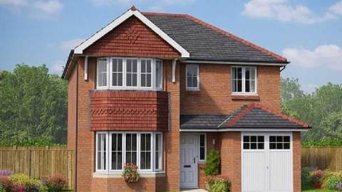 4 bedroom  house  in Wrexham