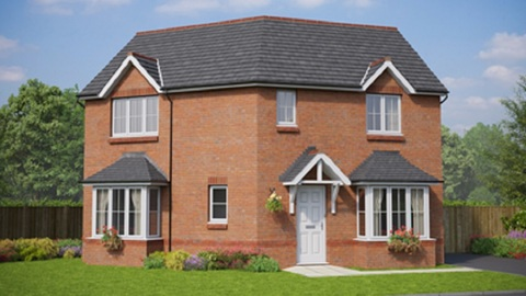 Plot 63- The Chester