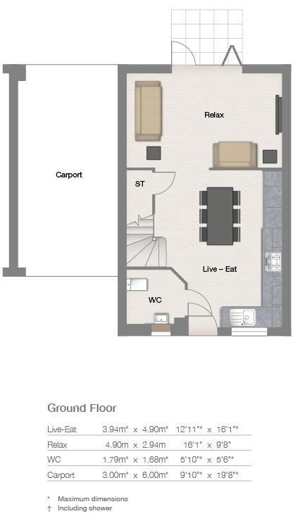 4 Bedroom House In Blantyre New Homes