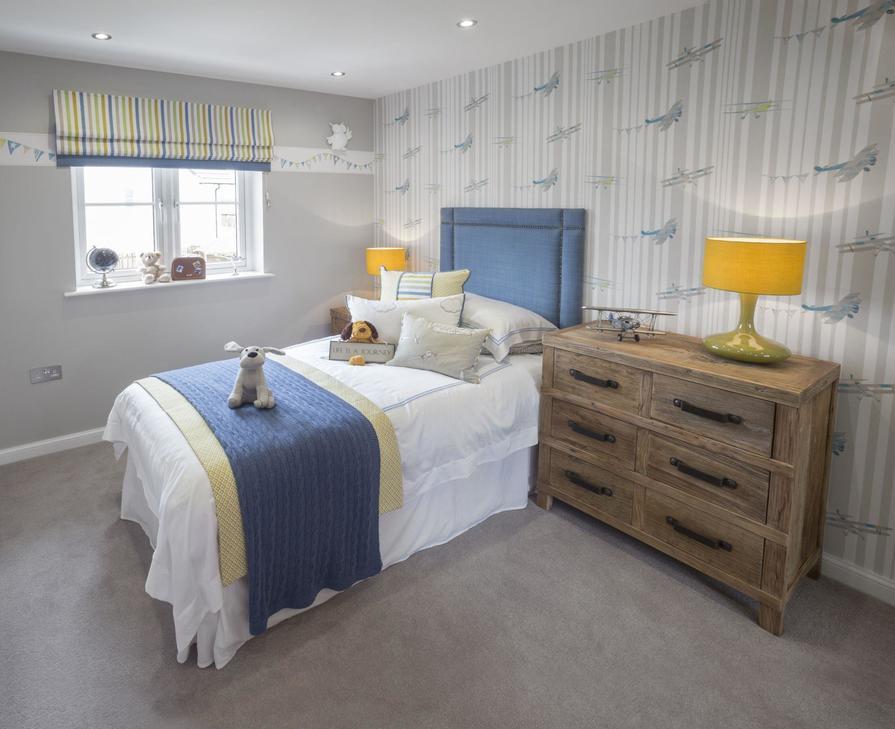 The Drummond Bedroom