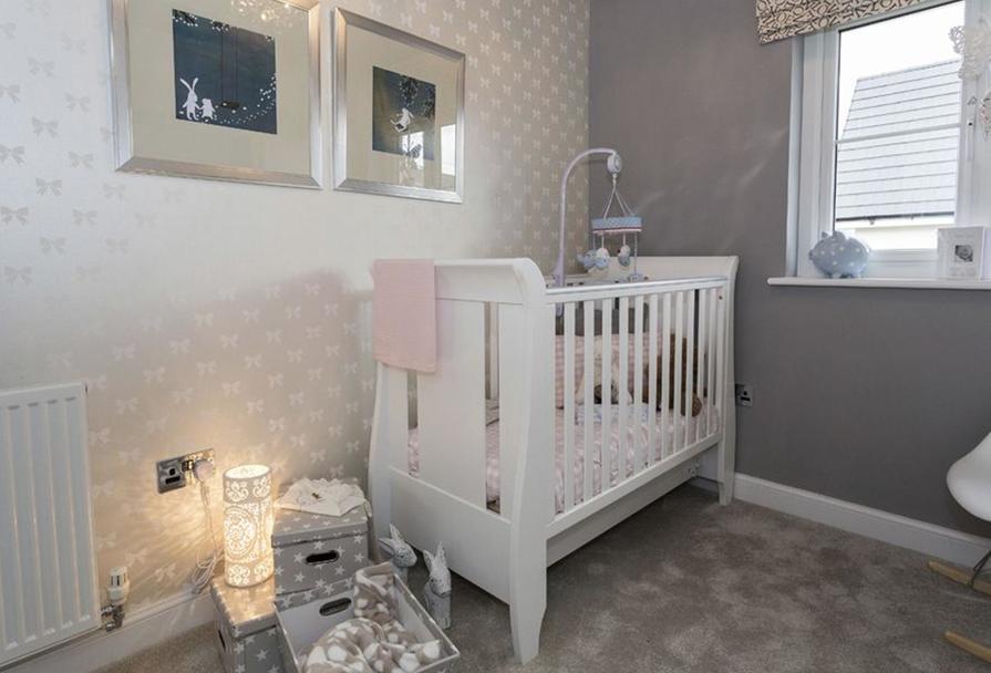 Craigievar bedroom 4