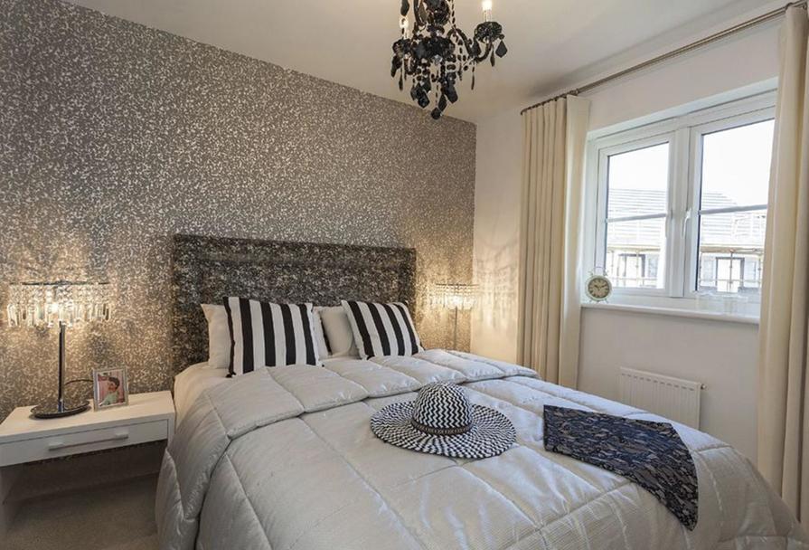 The Dunvegan Bedroom