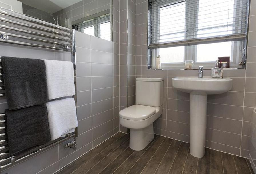 The Dunvegan Bathroom