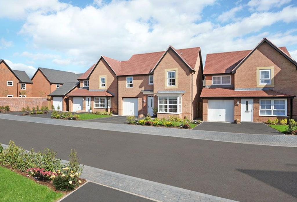 New homes for sale in Stenson Fields