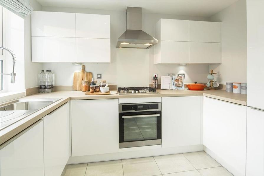Similar Tiverton Show Home Kitchen