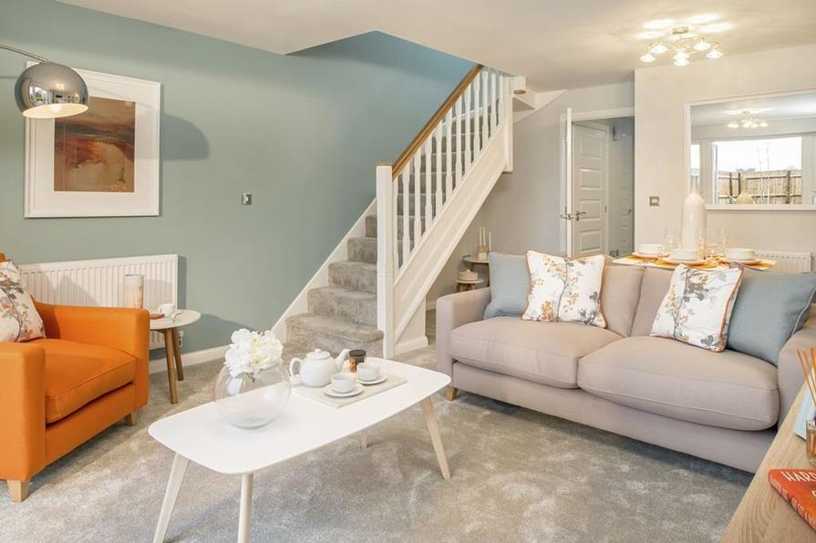 Similar Tiverton Show Home Lounge