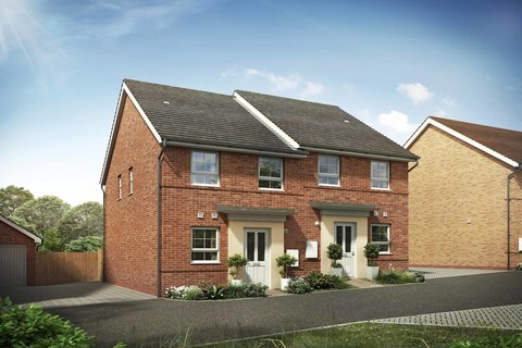 Barratt Homes @ Clipstone Park in Briggington