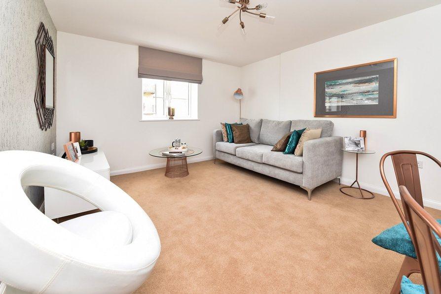 Falkirk living room