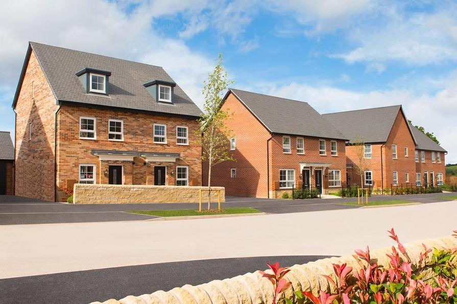 Barratt Homes @Mickleover