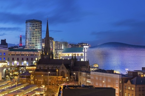 Birmingham, West Midlands B5 7