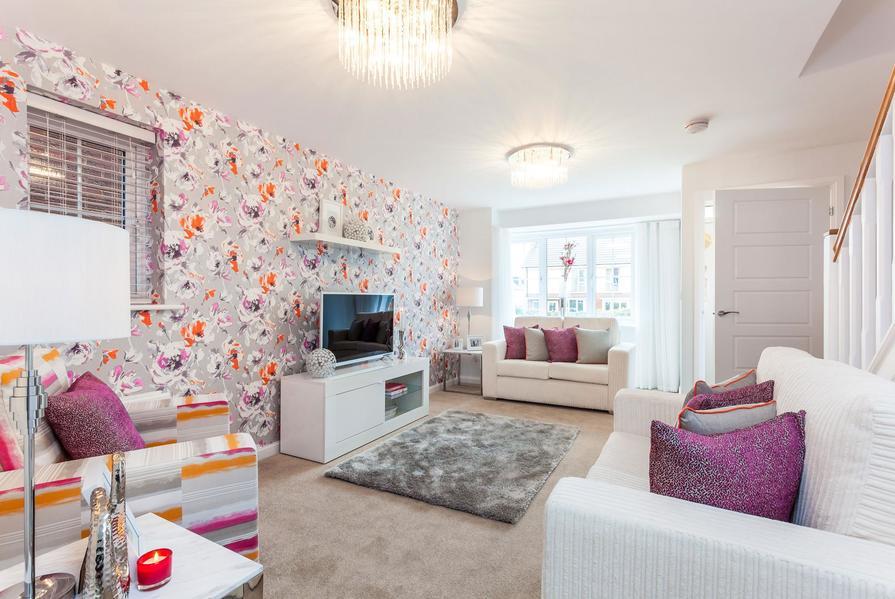 Tetbury lounge interior