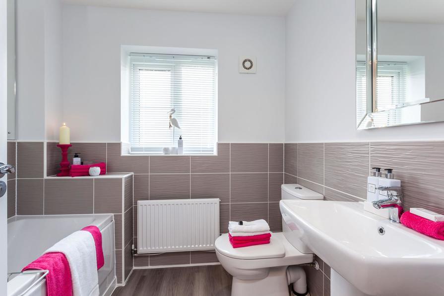 Tetbury bathroom interior