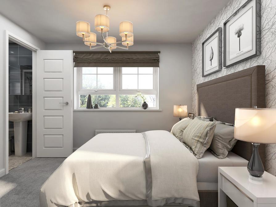 Ennerdale master bedroom CGI