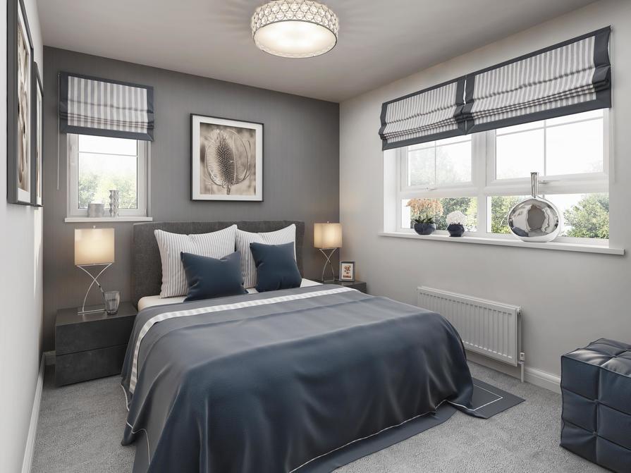 Ennerdale second bedroom CGI