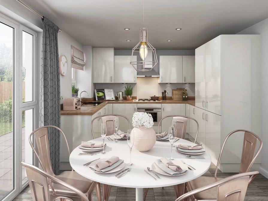 Ennerdale kitchen CGI