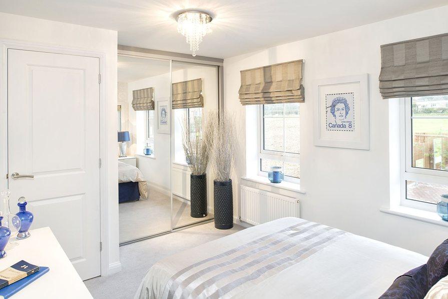 Bampton master bedroom