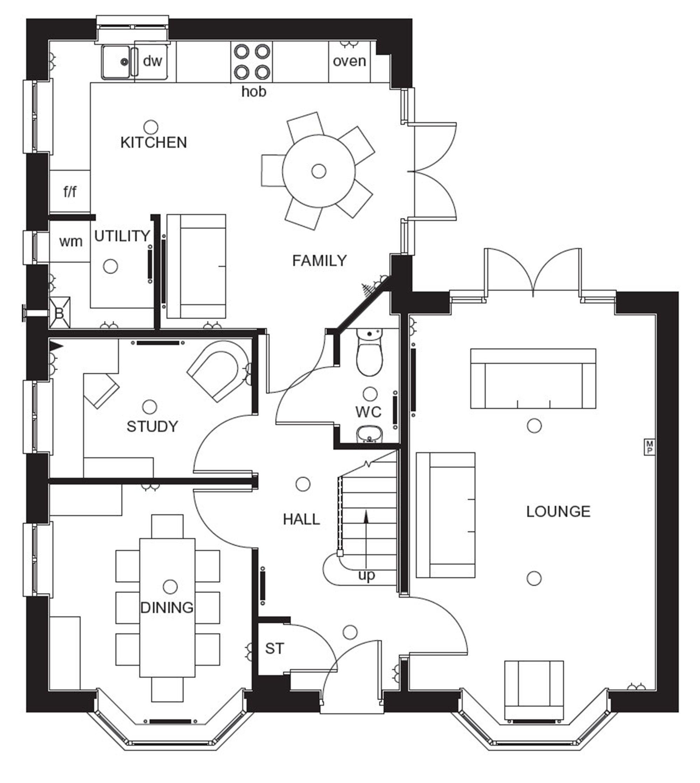 New Build Homes Shifnal