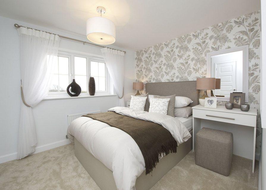 Thame master bedroom