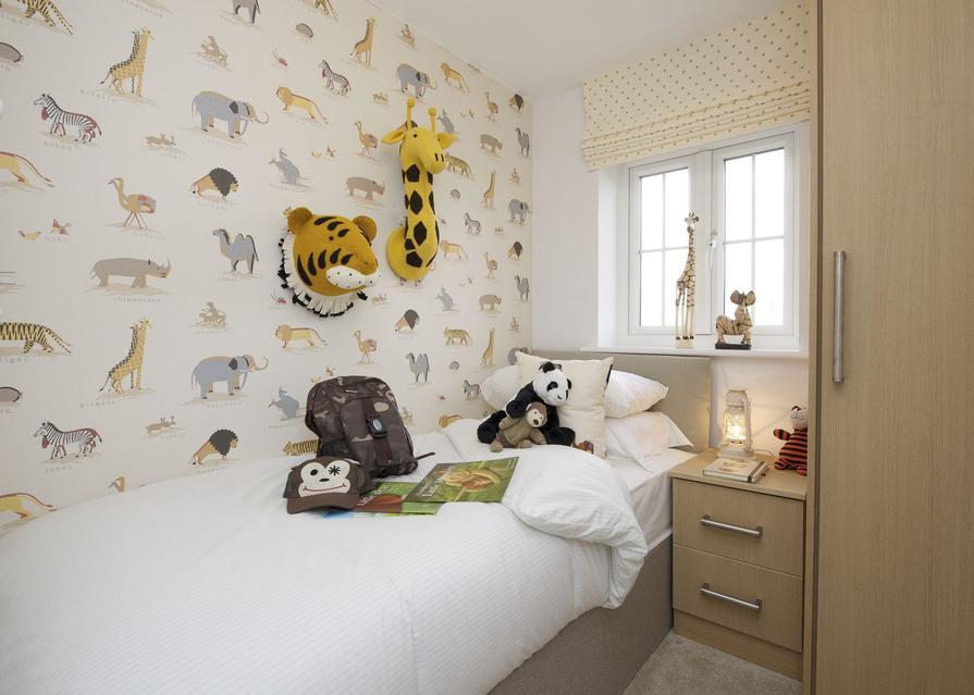 Thame bedroom four