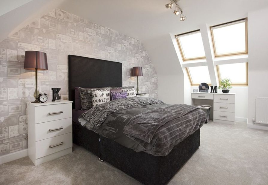 Typical Warwick sixth bedroom