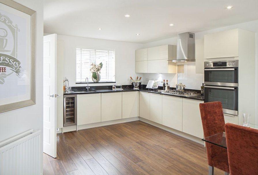 Typical Thornbury kitchen interior