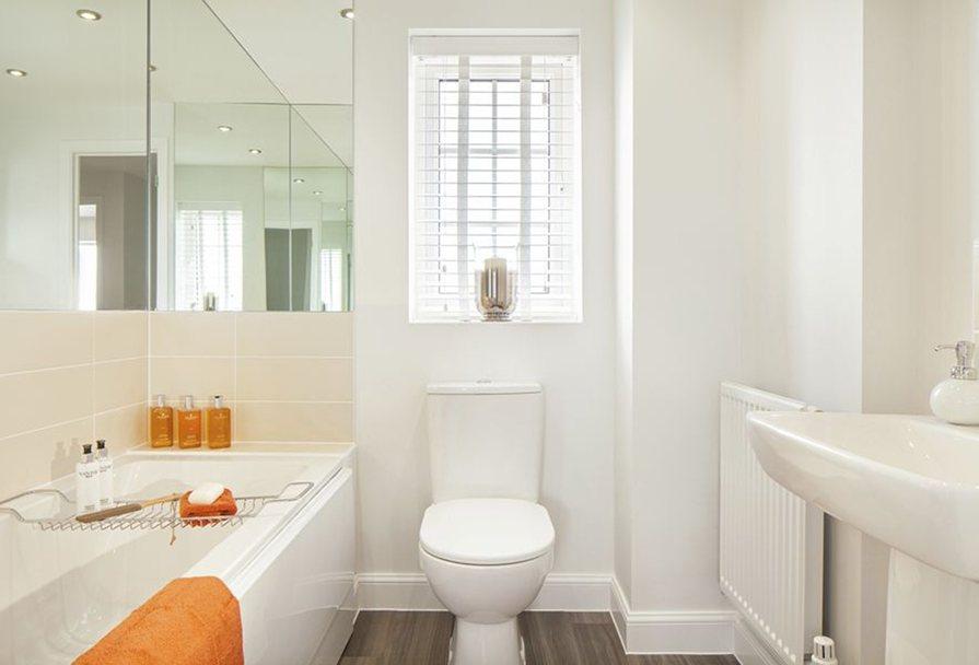 Typical Thornbury bathroom interior