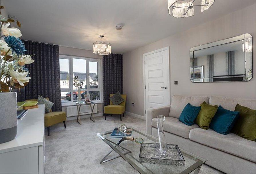 Dunbar Living room