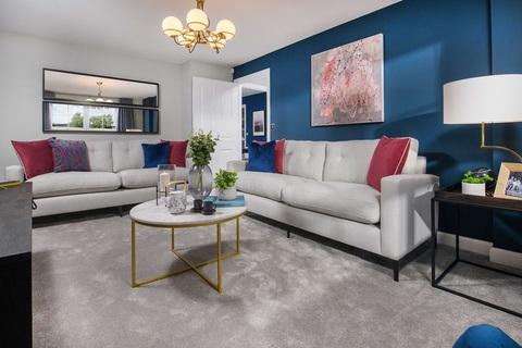 Ripon Show Home lounge