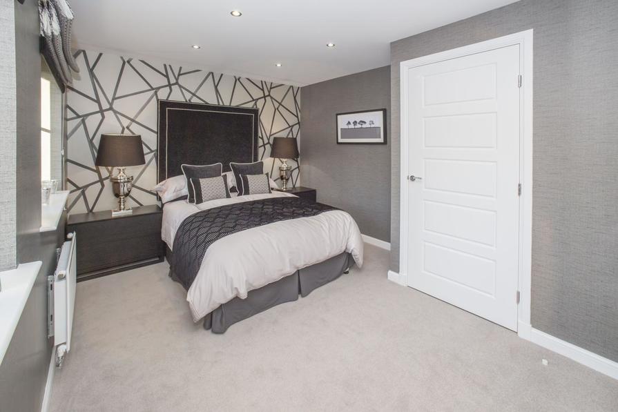 Balfour master bedroom
