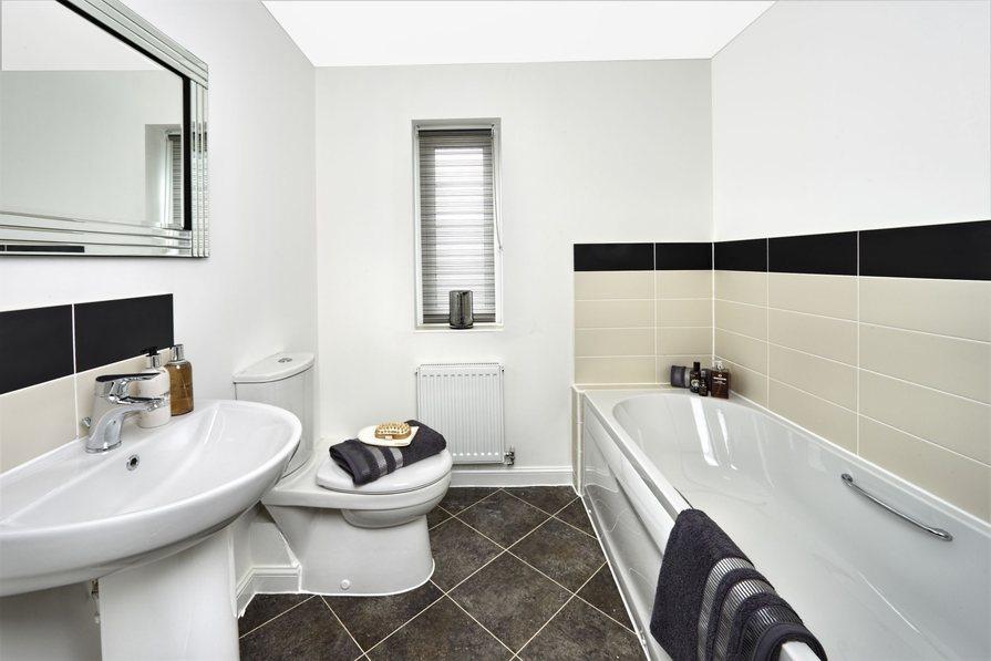 Balmoral bathroom