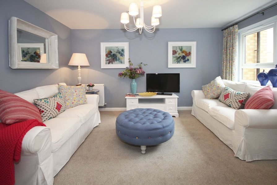 Newton living room