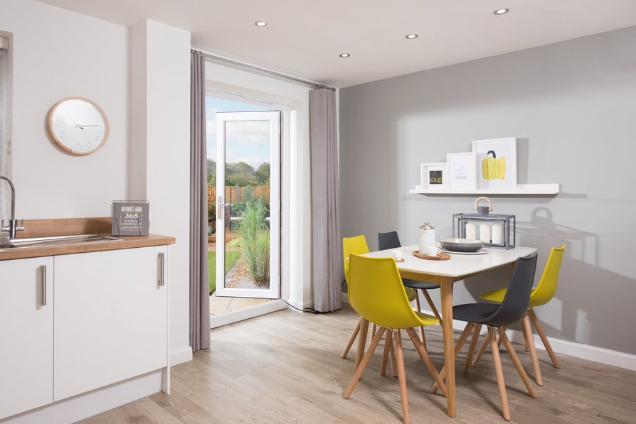 Maidstone kitchen/dining