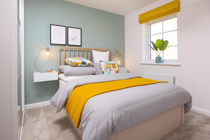 Maidstone double bedroom