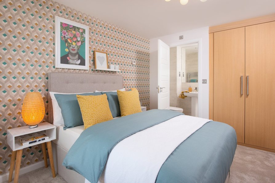Maidstone master bedroom