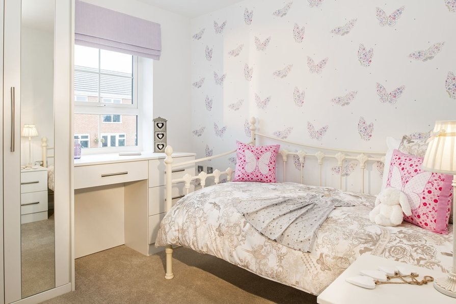 Bampton single bedroom
