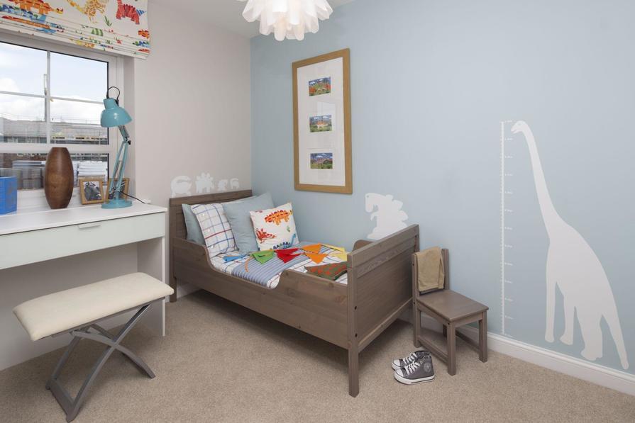 Tavistock Third Bedroom