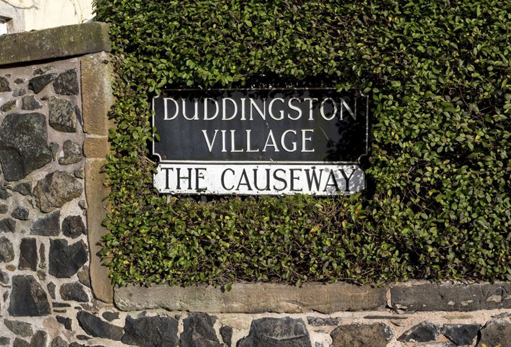 Duddingston Gardens, Edinburgh
