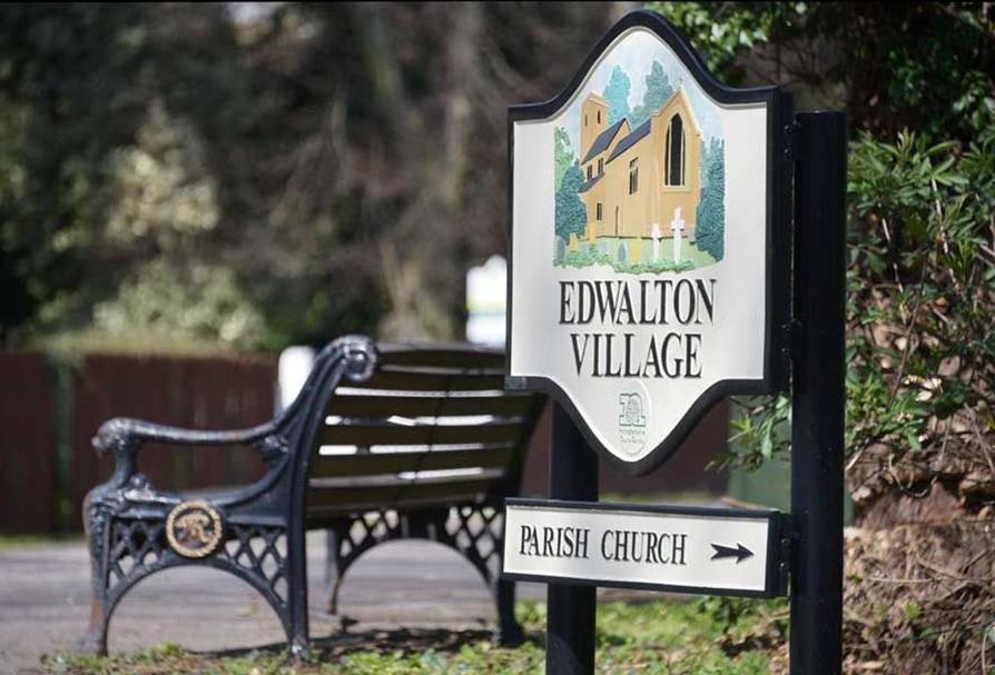 Edwalton Park CGI