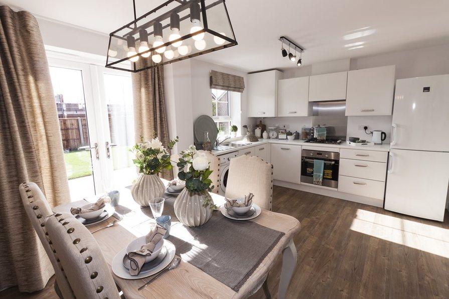 Finchley kitchen/diner