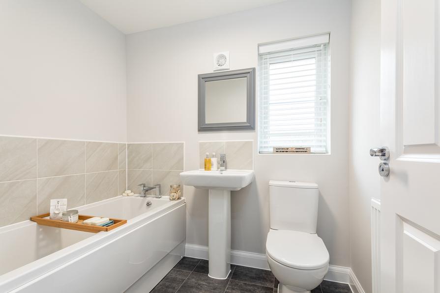 Moresby bathroom