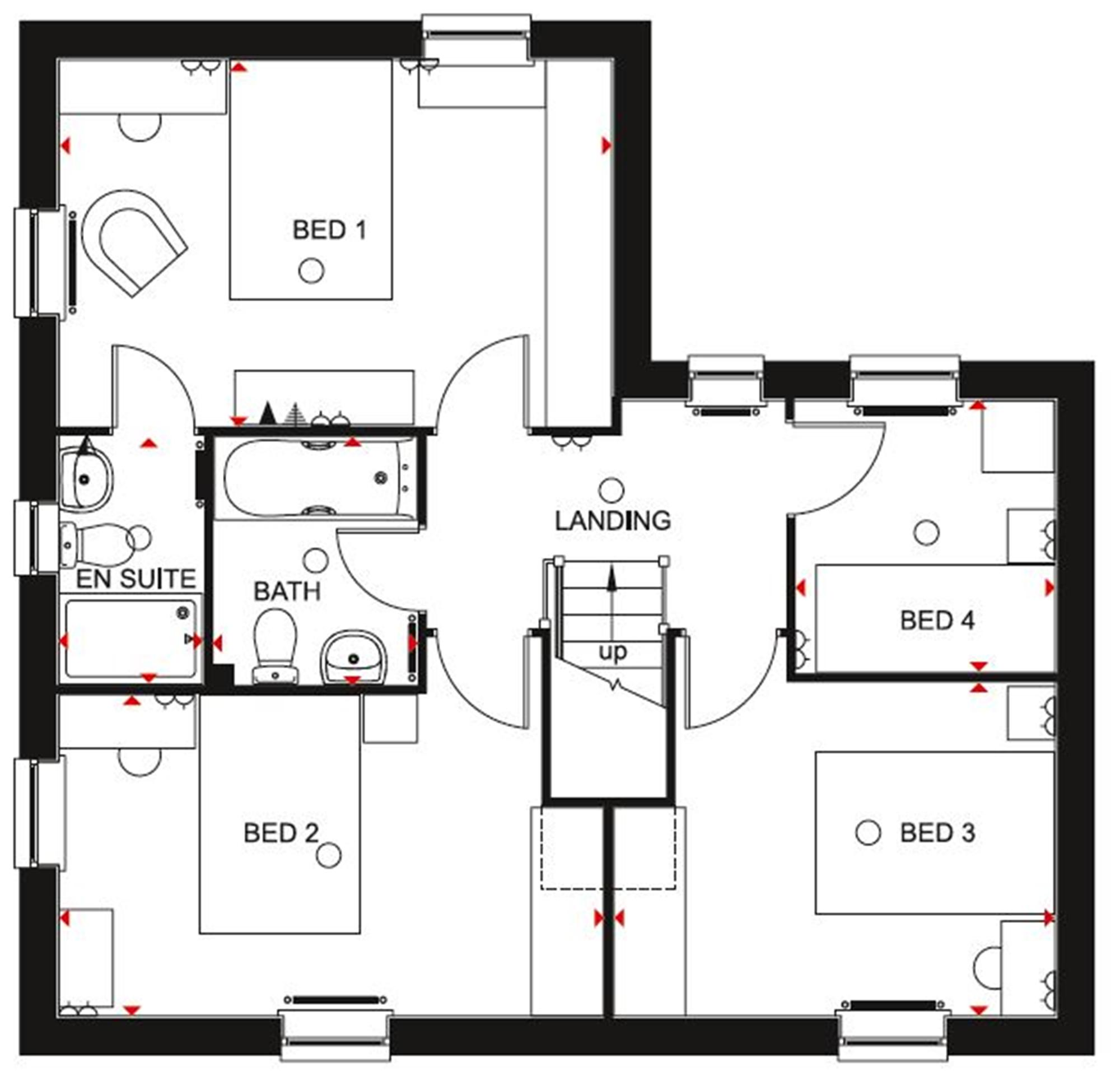 Barratt Homes Floor Plans David Wilson Homes Floor Plans Barratt Homes Faringdon Floor Plan