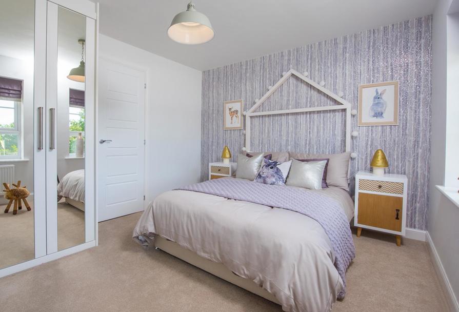 Fawley bedroom 3
