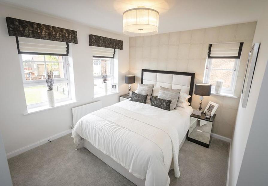 Morpeth II Bedroom 1