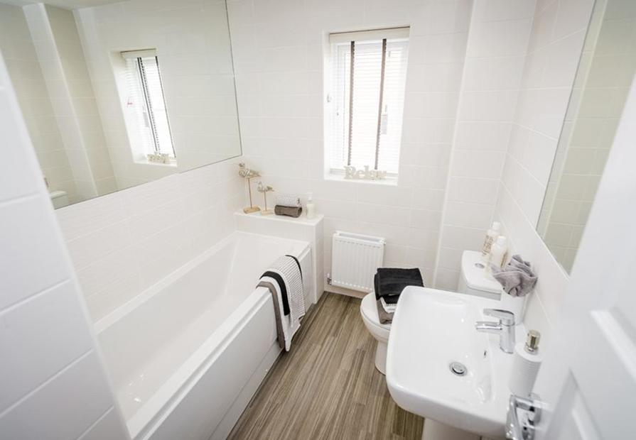Morpeth II bathroom