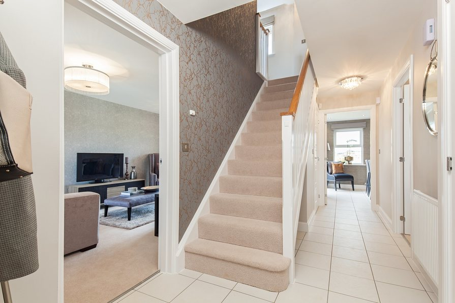 4 bed new home for sale in Newton Abbot