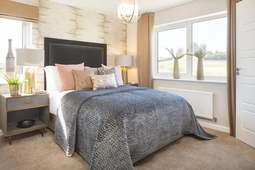 Ennerdale master bedroom