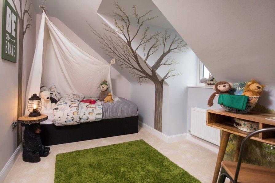 Kingsville bedroom three